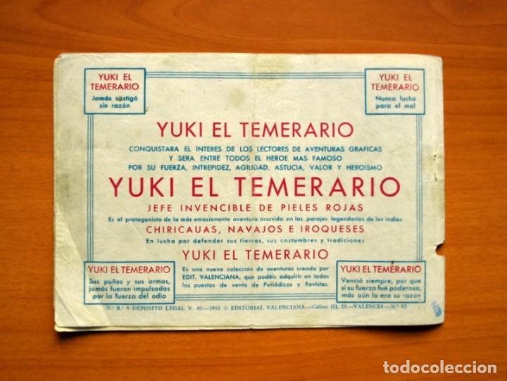 Tebeos: El Hijo de la Jungla - Nº 82, Defendiendo la vida - Editorial Valenciana 1956 - Foto 7 - 146059554
