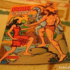 Tebeos: PURK EL HOMBRE DE PIEDRA Nº 1 EDIVAL 1974 . Lote 146114970