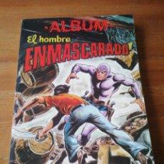 Tebeos: ÁLBUM EL HOMBRE ENMASCARADO. NÚMERO 4.. Lote 146230698