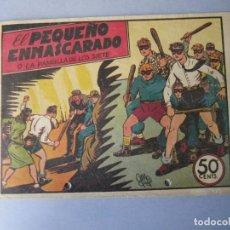 Tebeos: PANDILLA DE LOS SIETE, LA (1945, VALENCIANA) -EL PEQUEÑO ENMASCARADO- 1 · 1945 · EL PEQUEÑO ENMASCAR. Lote 146386030