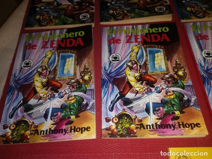 Tebeos: LIBROS GRAFICOS - Editora VALENCIANA - Lote 9 EJEMPLARES - NUEVOS - Año 1982 - Foto 4 - 146455934