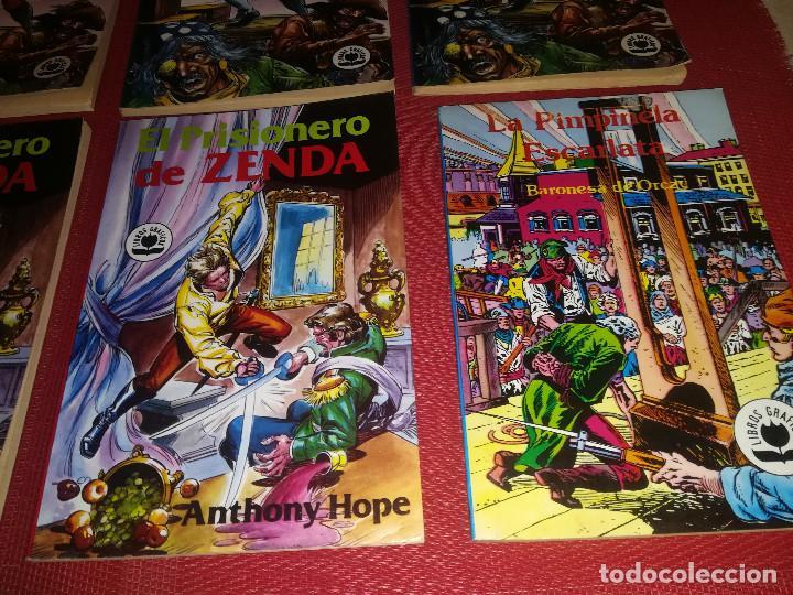 Tebeos: LIBROS GRAFICOS - Editora VALENCIANA - Lote 9 EJEMPLARES - NUEVOS - Año 1982 - Foto 5 - 146455934