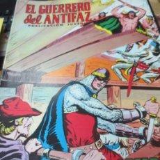 Tebeos: EL GUERRERO DEL ANTIFAZ PUBLICACION JUVENIL EGMONO EL TRAIDOR Nº 250 EDIT VALENCIANA AÑO 1977. Lote 146538806