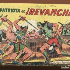 Tebeos: EL PATRIOTA - VALENCIANA Nº 3. Lote 146548402