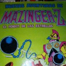 Tebeos: NUEVAS AVENTURAS DE MAZINGER-Z NÚMERO 1. Lote 146722120