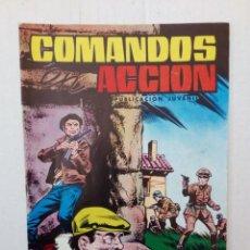 Tebeos: COMANDOS EN ACCIÓN Nº 26. ¡RESISTENCIA!. Lote 147002118