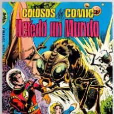 Tebeos: COLOSOS DEL COMIC. HEREDÓ UN MUNDO. Nº 1. VALENCIANA, 1980. Lote 147180646