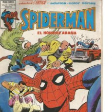 Tebeos: COMIC VERTICE MUNDO COMICS V. 3 Nº 63 SPIDERMAN . Lote 147220210