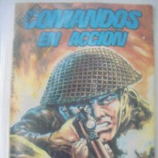 Tebeos: COMANDOS EN ACCIÓN Nº 1 - ED. VALENCIANA. Lote 147403478
