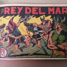 Tebeos: EL REY DEL MAR EDT. VALENCIANA, 46 EJEMPLARES . Lote 147472742