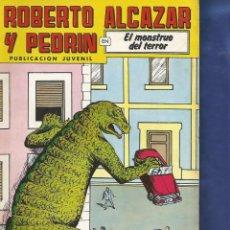 Tebeos: ROBERTO ALCAZAR Y PEDRIN Nº 233. Lote 147517654