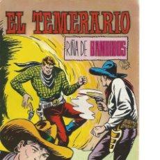 Tebeos: EL TEMERARIO Nº 4. Lote 147518086