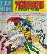 Tebeos: EL AGUILUCHO POR MANUEL GAGO Nº 8. Lote 147518426