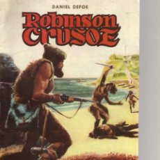 Tebeos: CLASICOS ILUSTRADOS DANIEL DEFOE ROBINSON CRUSOE Nº 3 . Lote 147527106