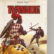 Tebeos: CLASICOS ILUSTRADOS WALTER SCOTT IVANHOE Nº 2. Lote 147527330