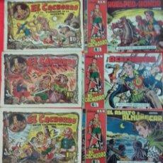 Tebeos: TEBEOS EL GUERRERO DEL ANTIFAZ. Lote 147558134
