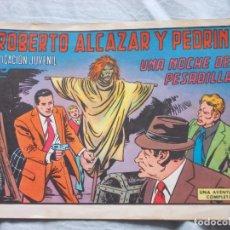 Tebeos: ROBERTO ALCAZAR Y PEDRIN Nº 1152. 12-10-1974. VALENCIANA. Lote 147591618