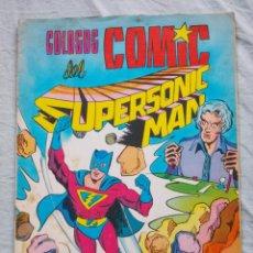 Tebeos: COLOSOS DEL COMIC Nº 24. SUPERSONICMAN Nº 4. 1979. VALENCIANA. Lote 147592258