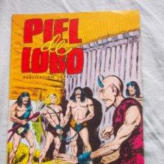 Tebeos: COLOSOS DEL COMIC Nº 98. PIEL DE LOBO Nº 14. 1980. VALENCIANA. Lote 147592434