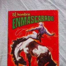 Tebeos: COLOSOS DEL COMIC Nº 190. EL HOMBRE EMNMASCARADO Nº 25. 1981. VALENCIANA. Lote 147592638