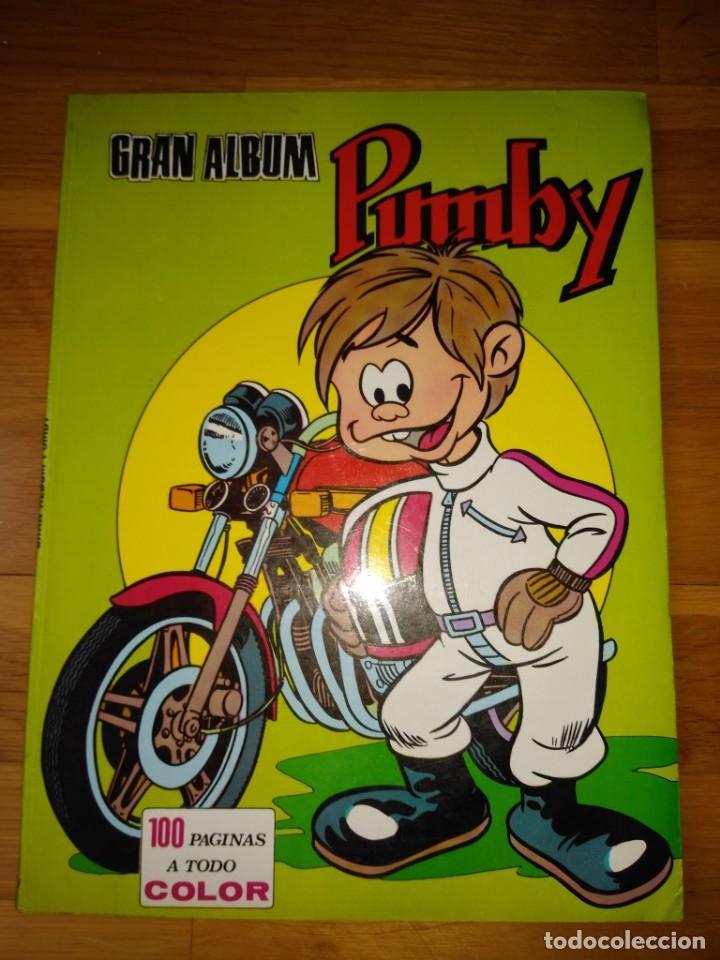 GRAN ALBUM PUMBY (Tebeos y Comics - Valenciana - Pumby)