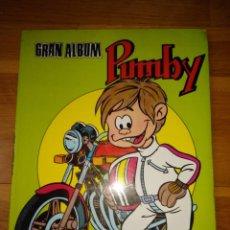 Tebeos: GRAN ALBUM PUMBY. Lote 147720898