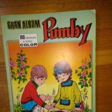 Tebeos: GRAN ALBUM PUMBY . Lote 147721866