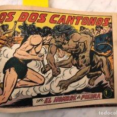Tebeos: Nº151 - EL HOMBRE DE PIEDRA I AÑO (20€). Lote 147733066