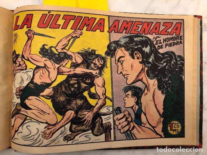 Nº152 - EL HOMBRE DE PIEDRA I AÑO(20€) (Tebeos y Comics - Valenciana - Purk, el Hombre de Piedra)