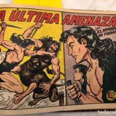 Tebeos: Nº152 - EL HOMBRE DE PIEDRA I AÑO(20€). Lote 147733174