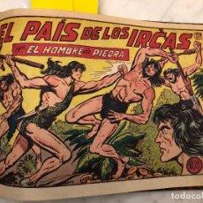 Tebeos: Nº154 - EL HOMBRE DE PIEDRA I AÑO (20€). Lote 147733290