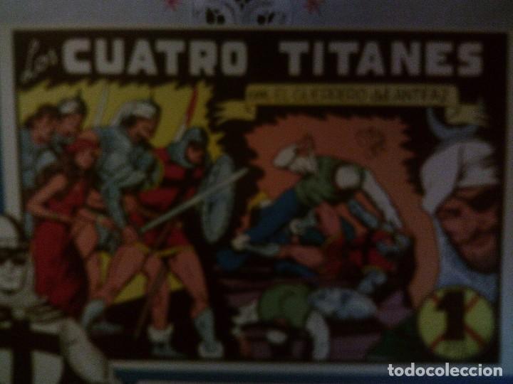 ~~~~ EL GUERRERO DEL ANTIFAZ, HOMENAJE A GAGO, EDITORIAL VALENCIANA 1981, 25 NUMEROS ~~~~ (Tebeos y Comics - Valenciana - Guerrero del Antifaz)