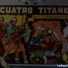 Tebeos: ~~~~ EL GUERRERO DEL ANTIFAZ, HOMENAJE A GAGO, EDITORIAL VALENCIANA 1981, 25 NUMEROS ~~~~. Lote 147790530