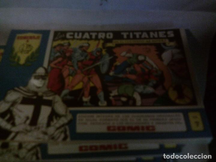 Tebeos: ~~~~ EL GUERRERO DEL ANTIFAZ, HOMENAJE A GAGO, EDITORIAL VALENCIANA 1981, 25 NUMEROS ~~~~ - Foto 5 - 147790530