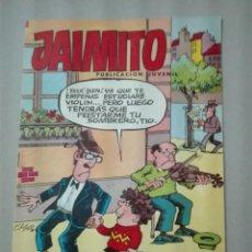 Tebeos: JAIMITO NÚMERO 1654 EDITORA VALENCIANA 1958. Lote 147813134
