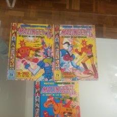 Tebeos: LOTE 3 COMICS VALENCIANA - NÚMEROS 20, 21 Y 23. Lote 147897860