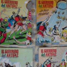 Tebeos: 87 COMINC DEL GUERRERO DEL ANTIFAZ DE LA REEDICCION DE COLOR DEL AÑO 1972 DE LA EDIT. VALENCIANA. Lote 148005482