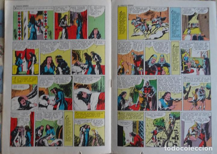 Tebeos: 87 COMINC DEL GUERRERO DEL ANTIFAC DE LA REEDICCION DE COLOR DEL AÑO 1972 DE LA EDIT. VALENCIANA - Foto 16 - 148005482