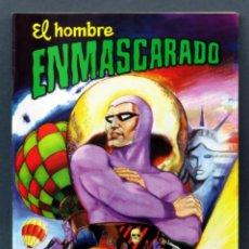 Tebeos: EL HOMBRE ENMASCARADO COLOSOS CÓMIC Nº 2 EDITORA VALENCIANA 1980 LA GRAN CARRERA. Lote 148027022