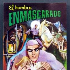 Tebeos: EL HOMBRE ENMASCARADO COLOSOS CÓMIC Nº 5 EDITORA VALENCIANA 1980 LA HUIDA DE LA BASTILLA. Lote 148030146