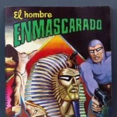 Tebeos: EL HOMBRE ENMASCARADO COLOSOS CÓMIC Nº 7 EDITORA VALENCIANA 1980 LA FORTALEZA INEXPUGNABLE. Lote 148030558