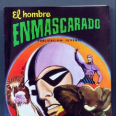 Tebeos: EL HOMBRE ENMASCARADO COLOSOS CÓMIC Nº 9 EDITORA VALENCIANA 1980 EL PRÍNCIPE FALSO. Lote 148030834