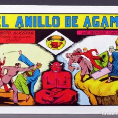 Tebeos: ROBERTO ALCÁZAR Y PEDRÍN Nº 26 EDITORIA VALENCIANA 1982 EL ANILLO DE AGAMI. Lote 148040370