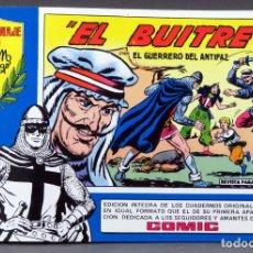 Tebeos: EL GUERRERO DEL ANTIFAZ Nº 77 HOMENAJE MANUEL GAGO EDITORIA VALENCIANA 1982 EL BUITRE. Lote 148170870