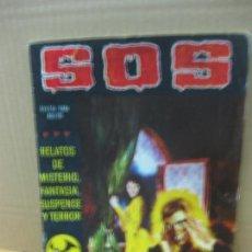 Tebeos: S.O.S Nº 6. SEGUNDA EPOCA. EDITORIAL VALENCIANA.. Lote 148172590