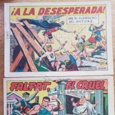 Tebeos: A LA DESESPERADA Y FALFAT, EL CRUEL. Lote 148194718
