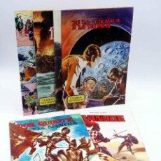 Livros de Banda Desenhada: CLASICOS ILUSTRADOS 1 2 3 4 5 6. COMPLETA (VVAA) VALENCIANA, 1984. OFRT. Lote 177046134