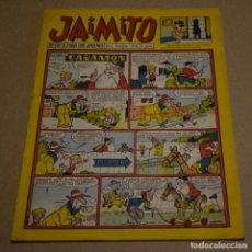 Tebeos: JAIMITO, AÑO XXII, Nº 913. VALENCIANA 1967 LITERACOMIC. C1. Lote 148891650