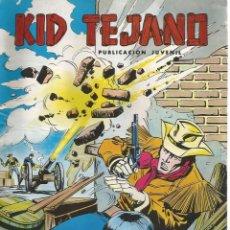 Tebeos: KID TEJANO TODO UN TEJANO Nº 16 1980. Lote 148912994