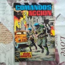 Tebeos: COMANDOS ACCION N 37. Lote 149235978